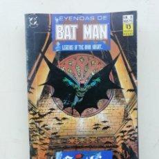 Cómics: BATMAN. Lote 235298465