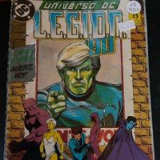 Cómics: ZINCO DC UNIVERSO DCM,NUMERO 18 BUEN ESTADO. Lote 235300005