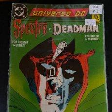 Cómics: ZINCO DC UNIVERSO DC NUMERO 28 BUEN ESTADO. Lote 235300500