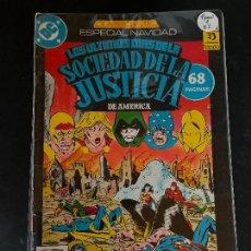 Cómics: ZINCO DC CLASICOS DC NUMERO ESPECIAL NAVIDAD NUMERO 1 NORMAL ESTADO. Lote 235300875