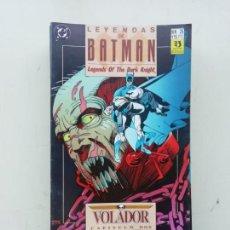 Cómics: BATMAN. Lote 235304230