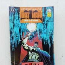 Cómics: BATMAN. Lote 235304340
