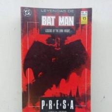 Cómics: BATMAN. Lote 235304565