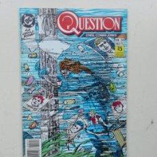 Cómics: QUESTION. Lote 235363765