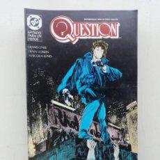 Cómics: QUESTION. Lote 235367405