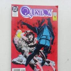 Cómics: QUESTION. Lote 235389370