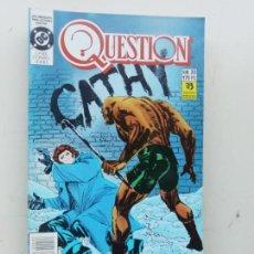 Cómics: QUESTION. Lote 235389415