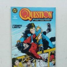 Cómics: QUESTION. Lote 235389420