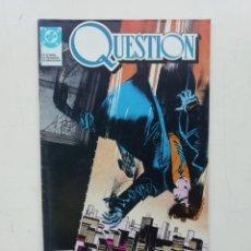Cómics: QUESTION. Lote 235389425