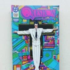 Cómics: QUESTION. Lote 235389430