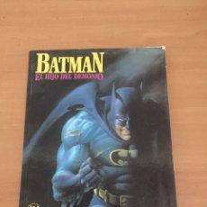 Cómics: BATMAN: EL HIJO DEL DEMONIO DE MIKE W. BARR, JERRY BINGHAM. Lote 235502555