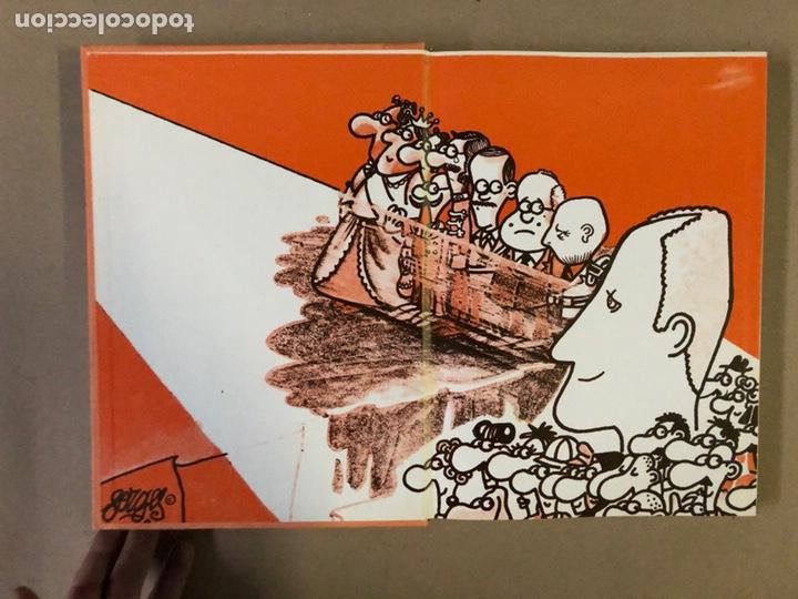 Cómics: HISTORIA FORGESPORÁNEA. FORGES. 3 TOMOS. ED. ZINCO PROCOMIC 1983. - Foto 3 - 235509725