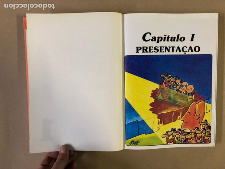 Cómics: HISTORIA FORGESPORÁNEA. FORGES. 3 TOMOS. ED. ZINCO PROCOMIC 1983. - Foto 5 - 235509725