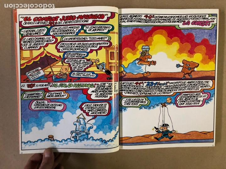 Cómics: HISTORIA FORGESPORÁNEA. FORGES. 3 TOMOS. ED. ZINCO PROCOMIC 1983. - Foto 7 - 235509725