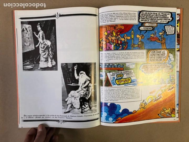 Cómics: HISTORIA FORGESPORÁNEA. FORGES. 3 TOMOS. ED. ZINCO PROCOMIC 1983. - Foto 12 - 235509725