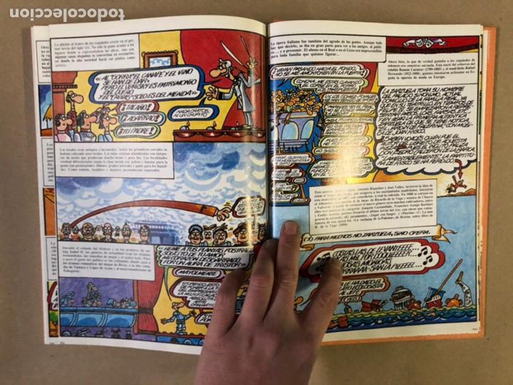 Cómics: HISTORIA FORGESPORÁNEA. FORGES. 3 TOMOS. ED. ZINCO PROCOMIC 1983. - Foto 13 - 235509725
