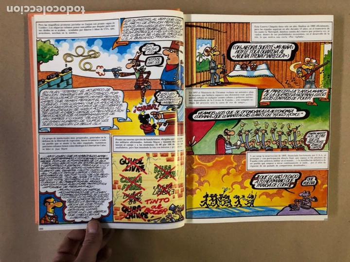 Cómics: HISTORIA FORGESPORÁNEA. FORGES. 3 TOMOS. ED. ZINCO PROCOMIC 1983. - Foto 18 - 235509725