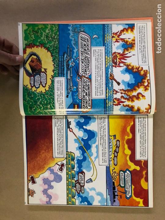 Cómics: HISTORIA FORGESPORÁNEA. FORGES. 3 TOMOS. ED. ZINCO PROCOMIC 1983. - Foto 19 - 235509725