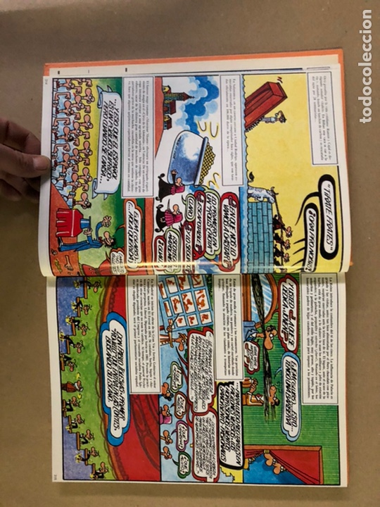 Cómics: HISTORIA FORGESPORÁNEA. FORGES. 3 TOMOS. ED. ZINCO PROCOMIC 1983. - Foto 20 - 235509725