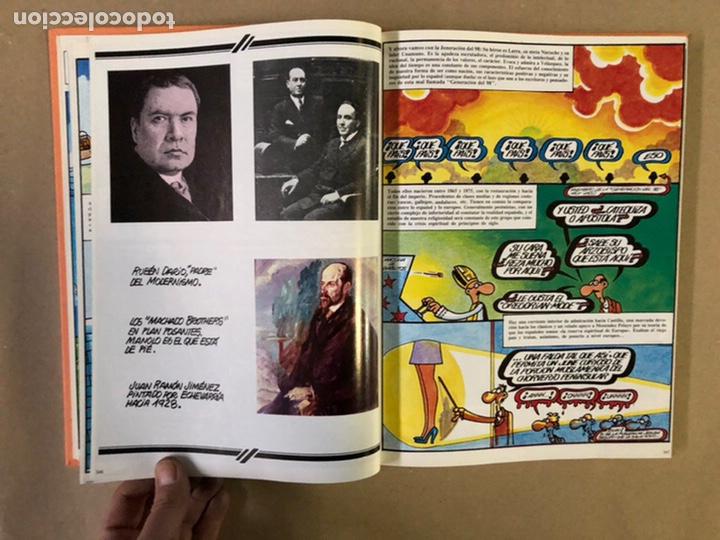 Cómics: HISTORIA FORGESPORÁNEA. FORGES. 3 TOMOS. ED. ZINCO PROCOMIC 1983. - Foto 21 - 235509725