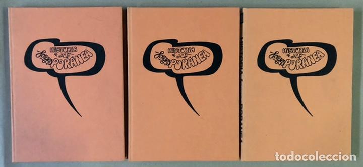 HISTORIA FORGESPORÁNEA. FORGES. 3 TOMOS. ED. ZINCO PROCOMIC 1983. (Tebeos y Comics - Zinco - Otros)