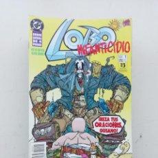 Cómics: LOBO. Lote 235521325