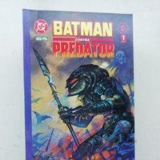 Cómics: BATMAN CONTRA PREDATOR. Lote 235565155
