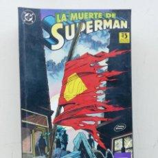 Cómics: LA MUERTE DE SUPERMAN. Lote 235585510