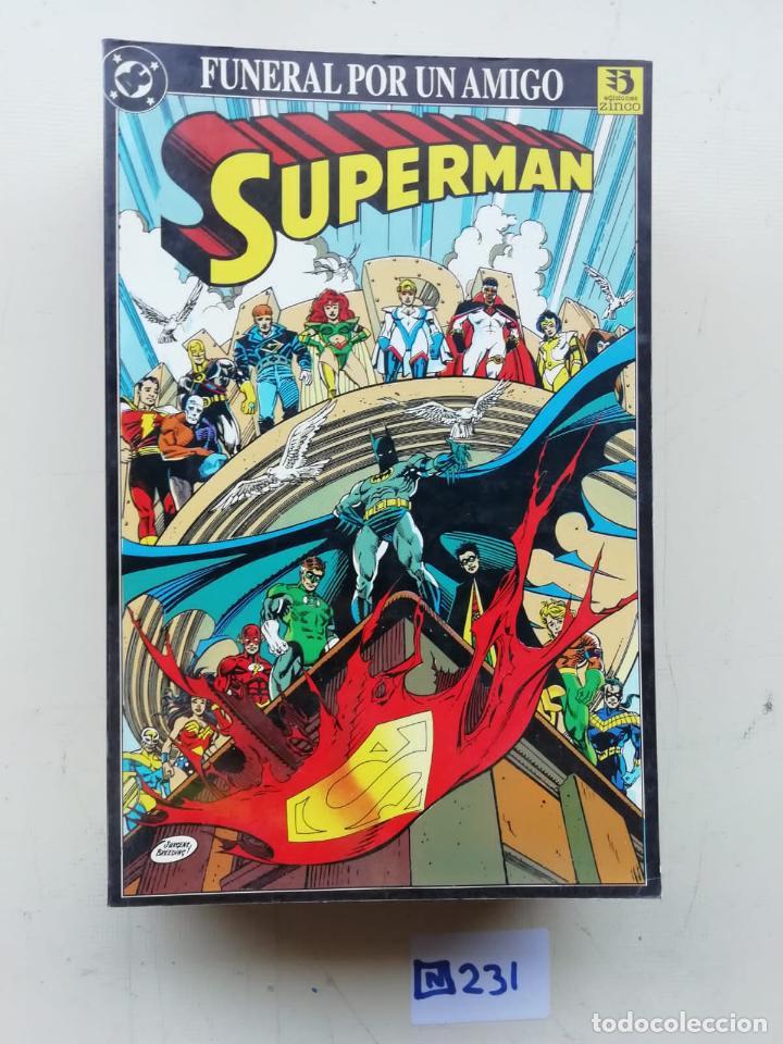 SUPERMAN (Tebeos y Comics - Zinco - Superman)