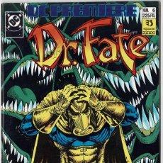 Cómics: DC PREMIERE NO. 6. DR. FATE. Lote 235615060