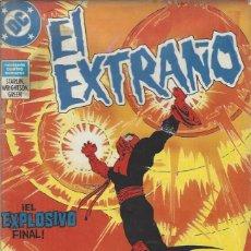 Fumetti: EL EXTRAÑO - 4 NºS - COMPLETA - STARLIN / WRIGHTSON - PERFECTO ESTADO !! NO RETAPADO. Lote 235643655