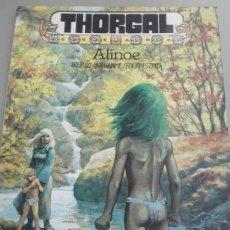 Cómics: X THORGAL ALINOE, DE ROSSINSKI Y VAN HAMME (ZINCO). Lote 235676270