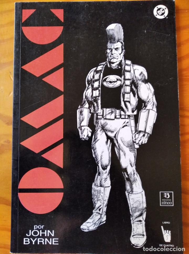 OMAC, JOHN BYRNE - TOMO Nº 1 - DC COMICS ZINCO. (Tebeos y Comics - Zinco - Prestiges y Tomos)