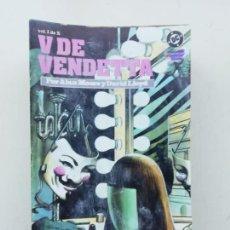 Cómics: V DE VENDETTA. Lote 235866420