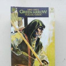 Cómics: GREEN ARROW. Lote 235867080