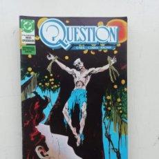 Cómics: QUESTION. Lote 235868200