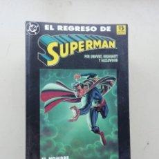 Cómics: SUPERMAN. Lote 235868590