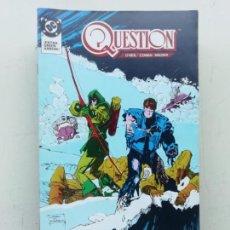 Cómics: QUESTION. Lote 235869135
