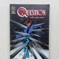 Cómics: QUESTION. Lote 235869150