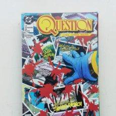 Cómics: QUESTION. Lote 235869170
