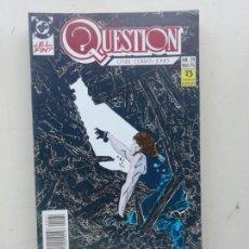 Cómics: QUESTION. Lote 235869210