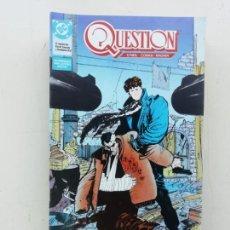 Cómics: QUESTION. Lote 235869230