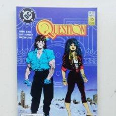 Cómics: QUESTION. Lote 235869250