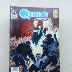 Cómics: QUESTION. Lote 235869300