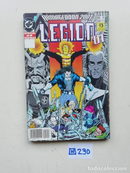 LEGION (Tebeos y Comics - Zinco - Legión 91)