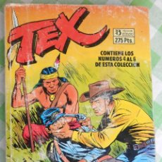 Cómics: COMIC TEX EDICIONES ZINCO, CONTIENE LOS Nº. 4, 5 Y 6. DE 66 PAGS. CADA UNO. JABATO - COSACO VERDE. Lote 235896225