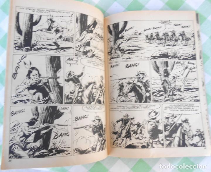 Cómics: Comic Tex Ediciones Zinco, Contiene los nº. 4, 5 y 6. de 66 pags. cada uno. Jabato - cosaco verde - Foto 2 - 235896225