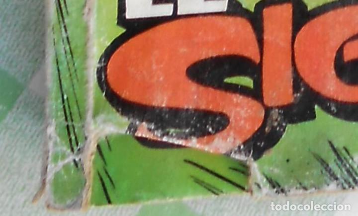 Cómics: Comic Tex Ediciones Zinco, Contiene los nº. 4, 5 y 6. de 66 pags. cada uno. Jabato - cosaco verde - Foto 5 - 235896225