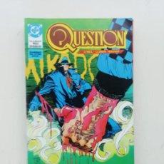Cómics: QUESTION. Lote 235980195