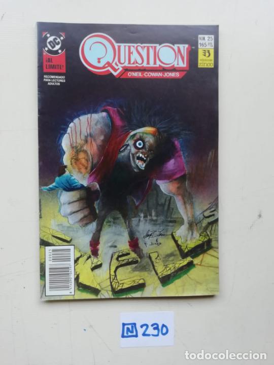 QUESTION (Tebeos y Comics - Zinco - Question)